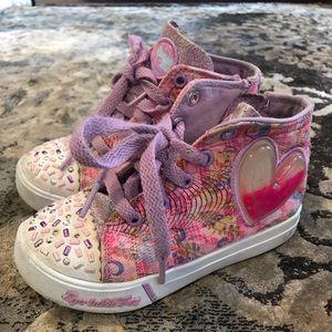 Twinkle Toes By Skechers Size 10